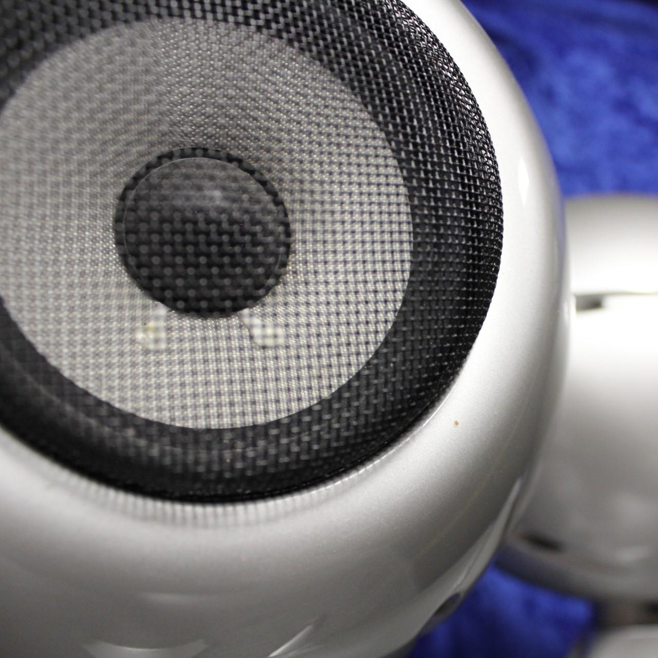 Fujitsu Ten Eclipse TD712 Bass Detail