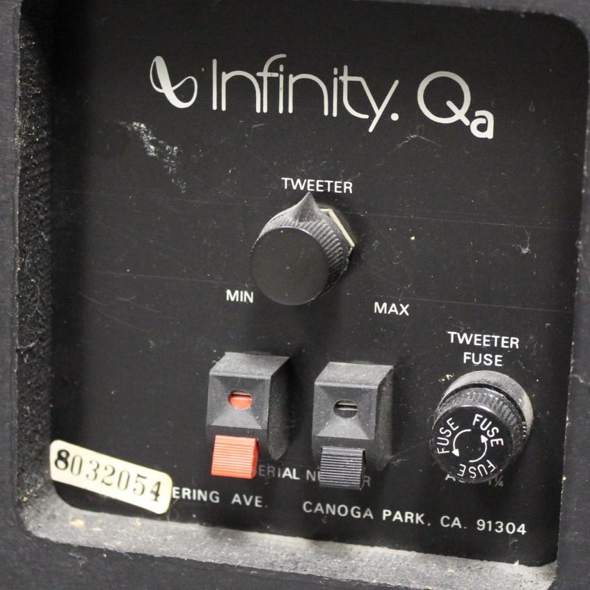 Infinity Qa Terminals