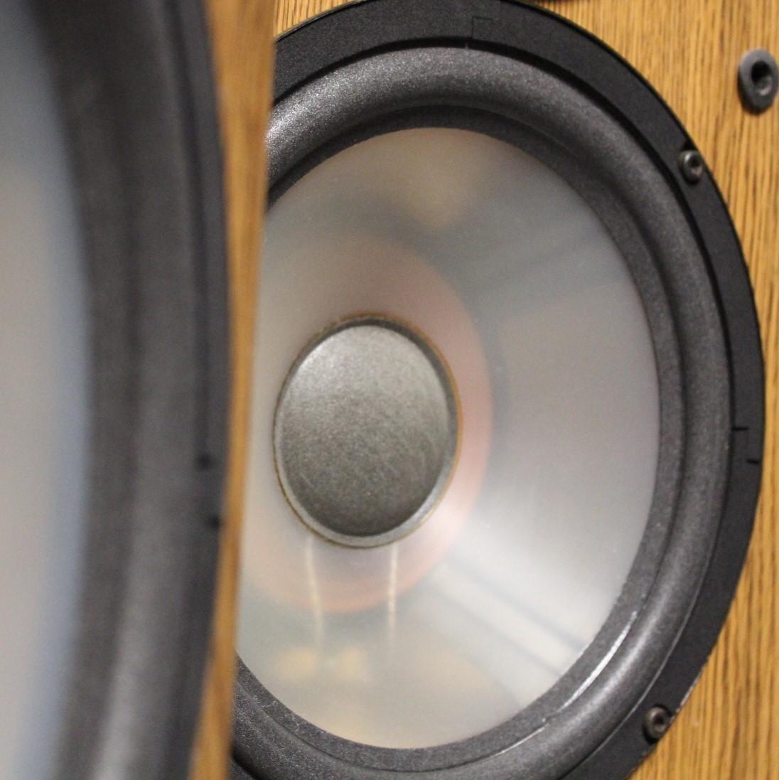 Infinity RS 6000 neu gemachte Bass Sicken