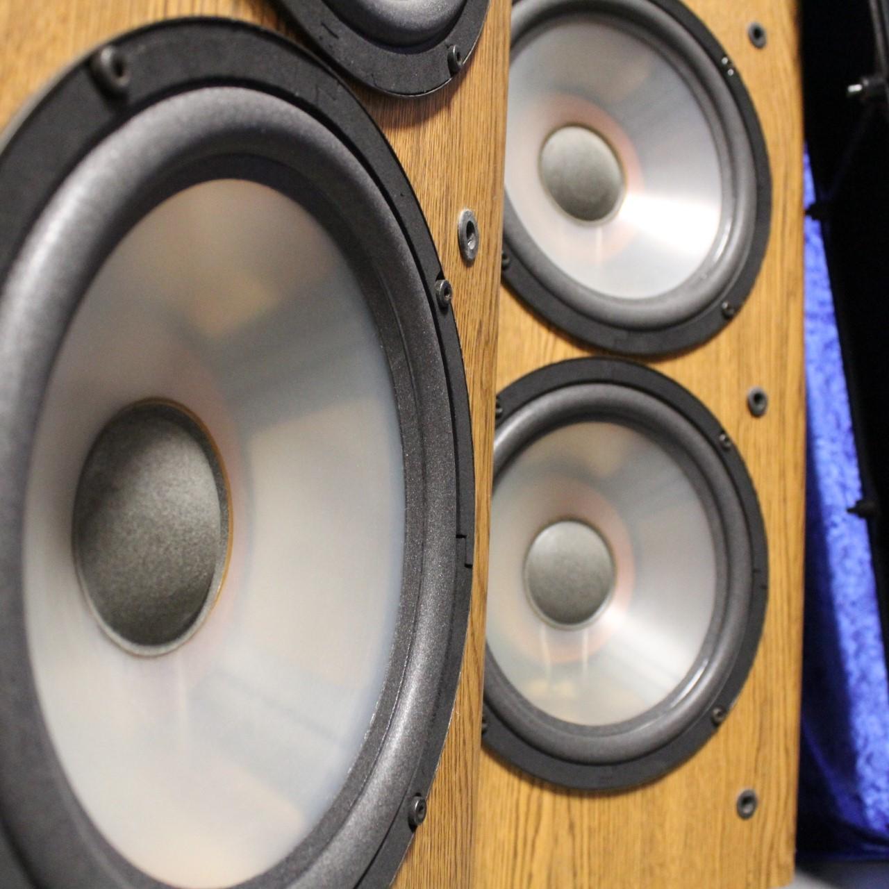 Infinity RS 6000 neue Bass Sicken